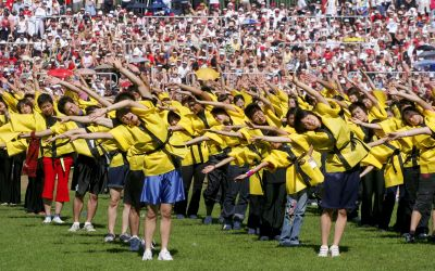 Abschlussveranstaltung - 2007