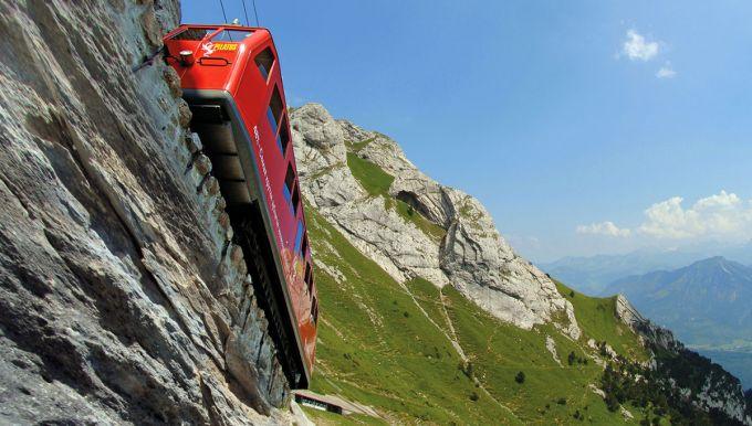 Pilatus Bahnen in Luzern