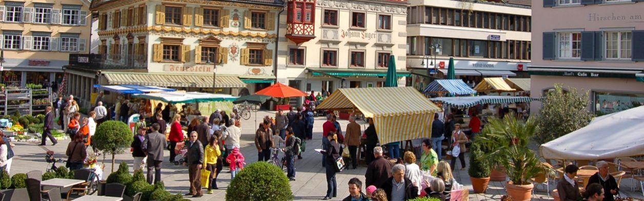 Dornbirn – Wirtschaftsstandort mit hoher Lebensqualität