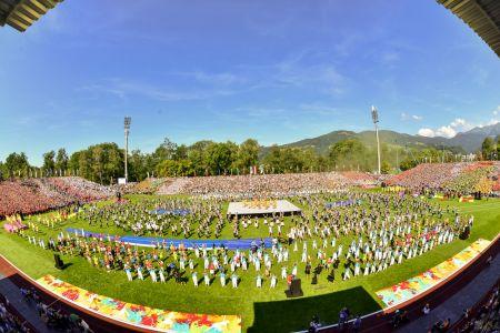 Die Welt zu Gast in Vorarlberg