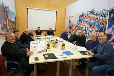 Technical Meeting / © World Gymnaestrada 2019
